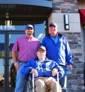 McIntosh Energy spans three generations