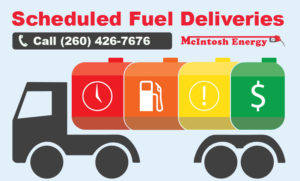 Call And Schedule Your Fuel Deliveries
