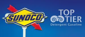 Sunoco Top Tier Detergent Gasoline